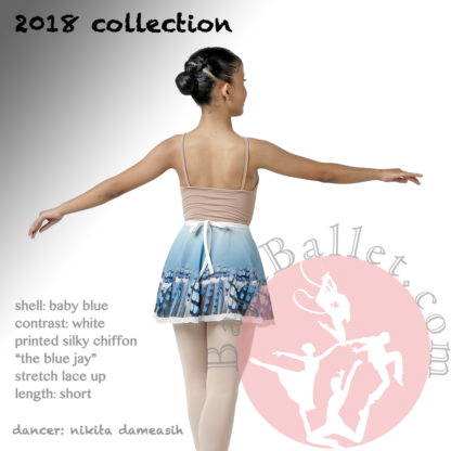 2018 Collection The Blue Jay Back