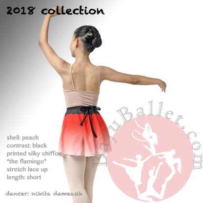 2018 Collection The Flamingo Back